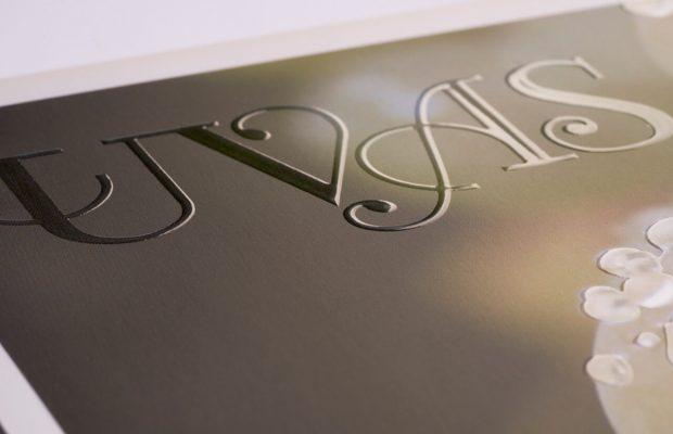 UVI braille 3D - Serigrafía - Peligraf